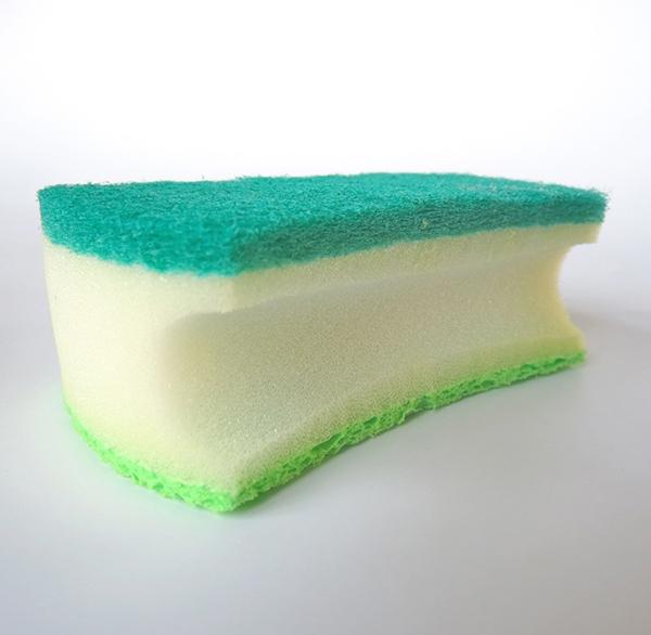 厨房清洁海绵的特性及其使用方法