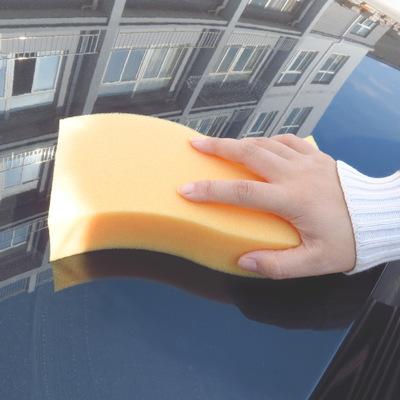 高密度S形洗车海绵