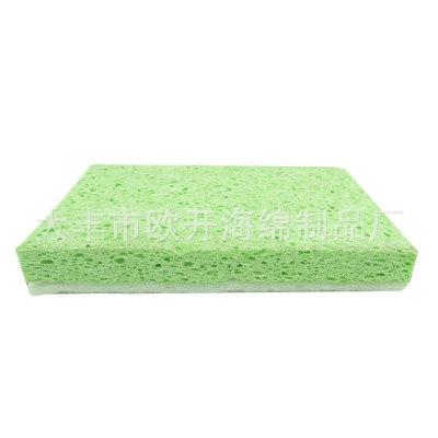复合木浆棉百洁布