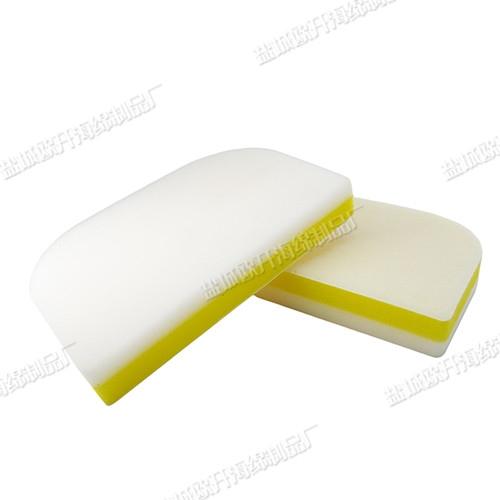 KCSW-001  黄色纳米海绵毛毡布替换海绵