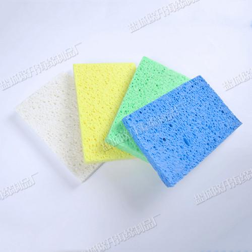 DFOK-110-03  三片装木浆棉清洁块