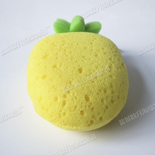 BSPE-51-1  草莓沐浴海绵